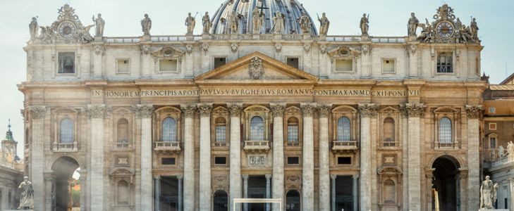 Steep Yourself in History in Vatican City