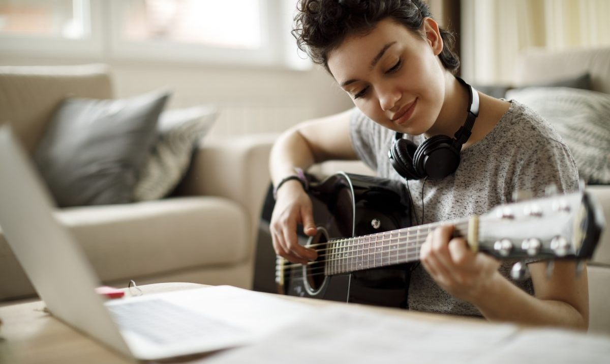 Whether you can earn money playing music or not, you can always endear people