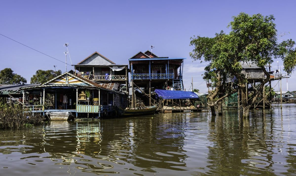 kampong phluk cambodia