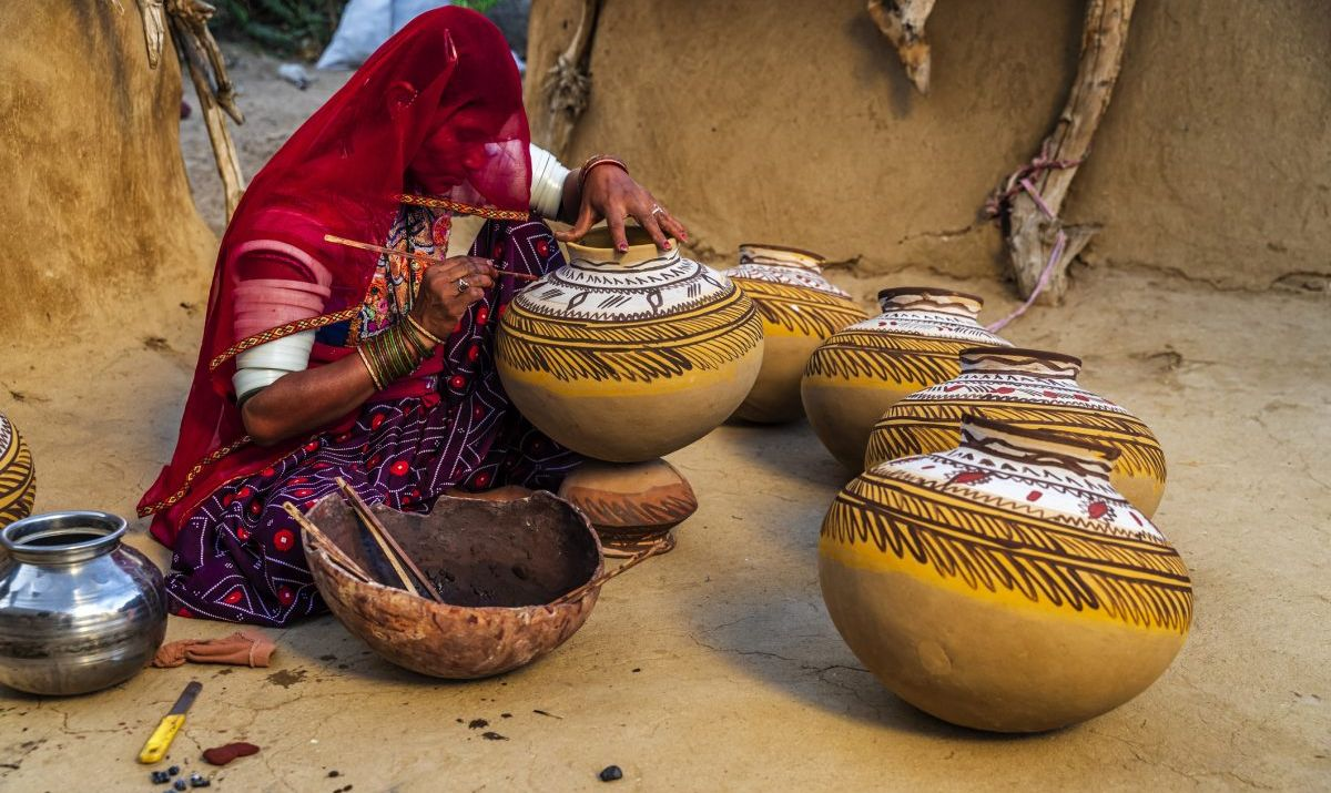 Purchasing locally-made handicrafts is an effective way to invest in the communities you visit.