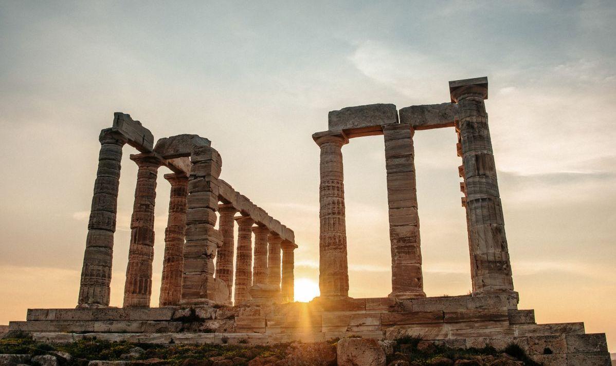 greece ruins temple