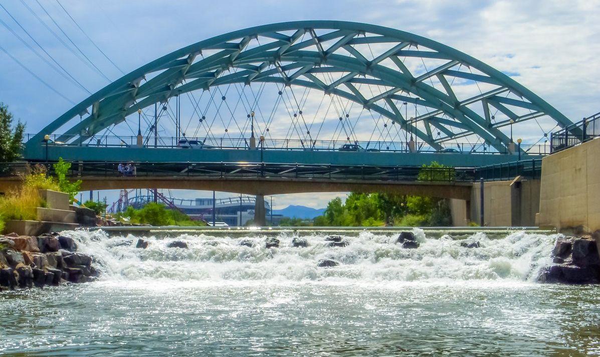 Confluence Park rapids