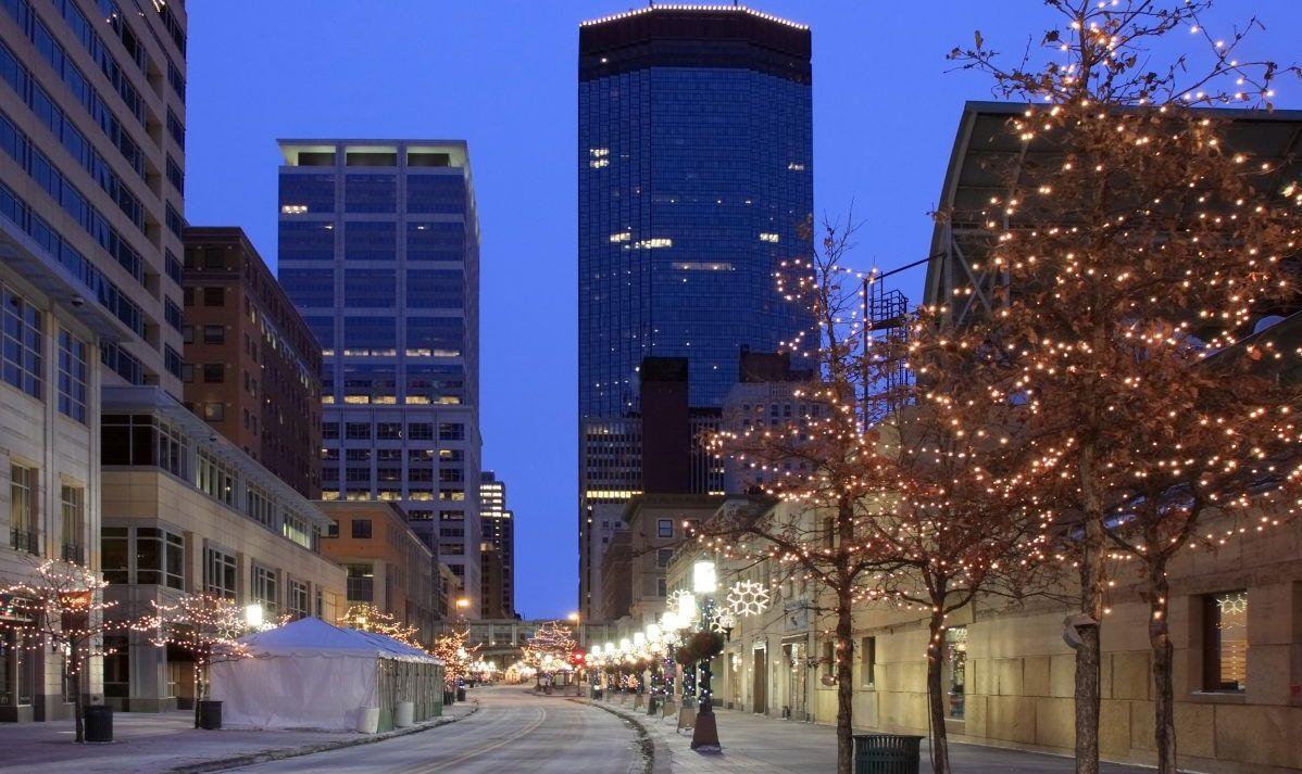 stroll street nicollet mall