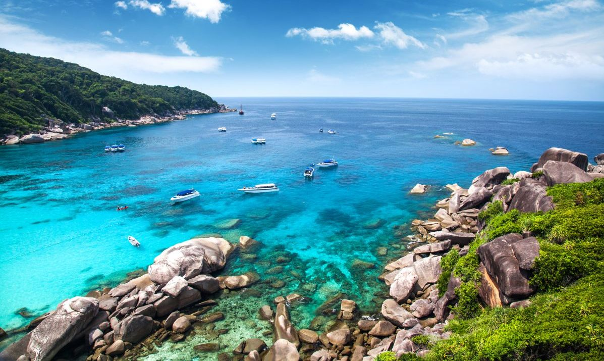 Similan Islands Beaches