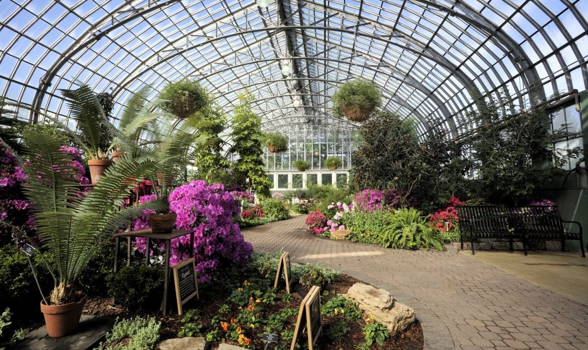 Garden Park Conservatory