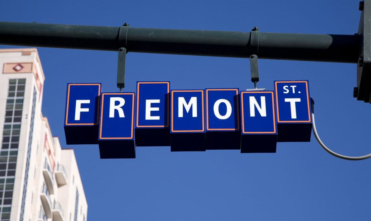 Visit Fremont Street