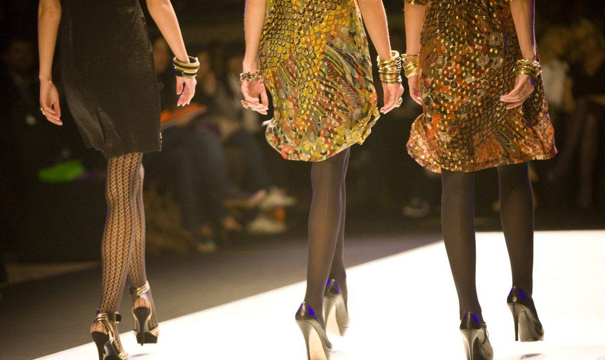 See a live runway show