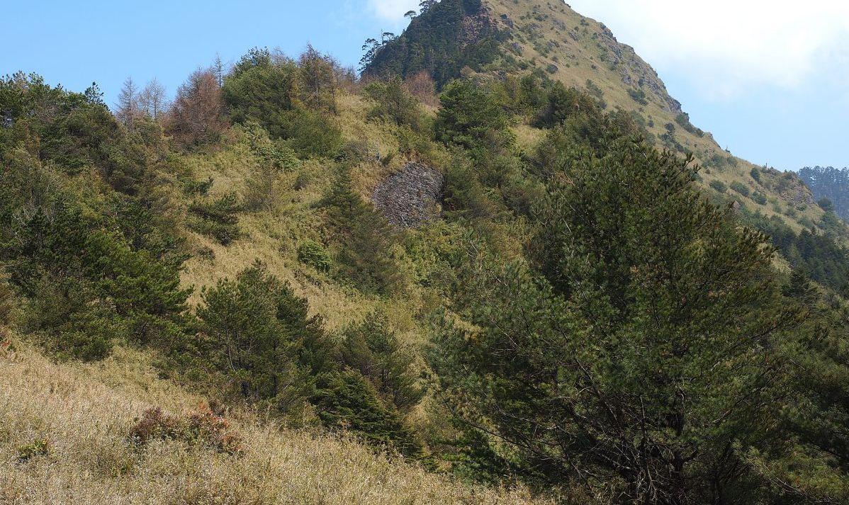 yushan mount jade