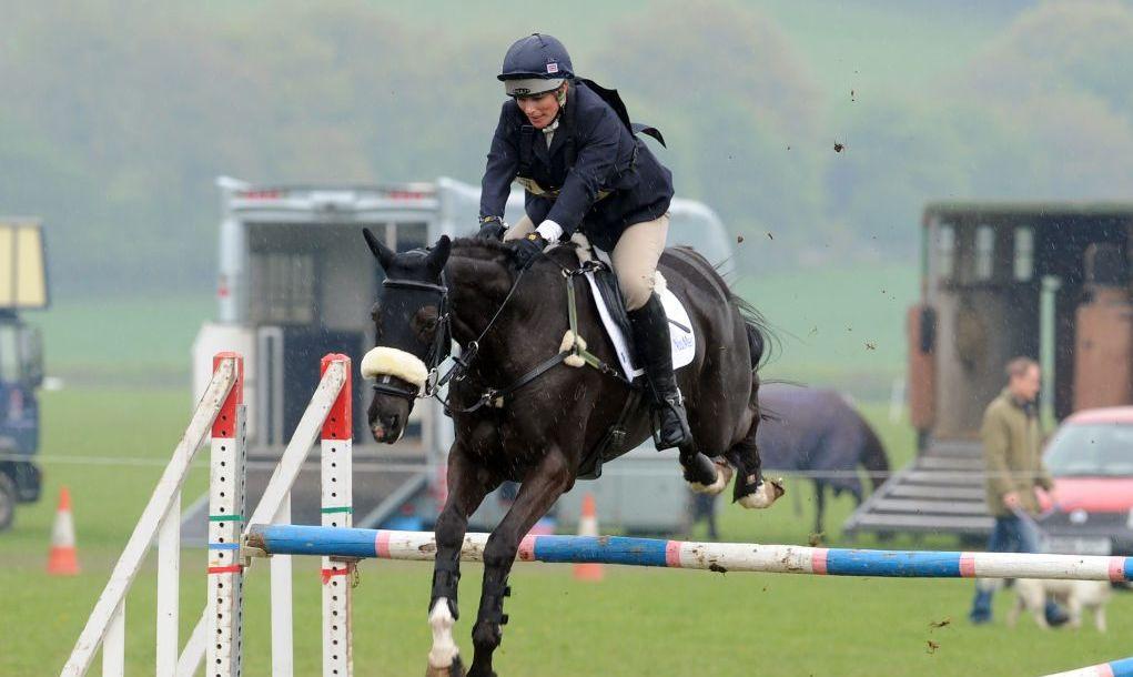 Horse jumping championships.