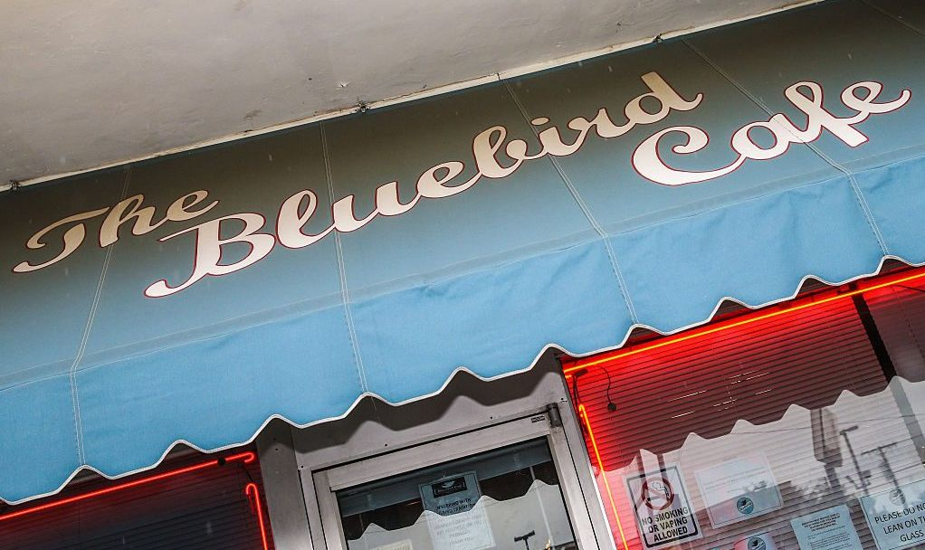 The Bluebird Cafe is a Nashville favorite