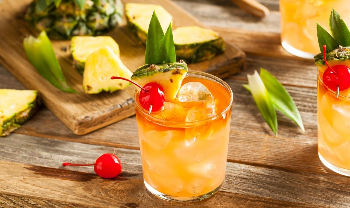 Mai Tai in Hawaii