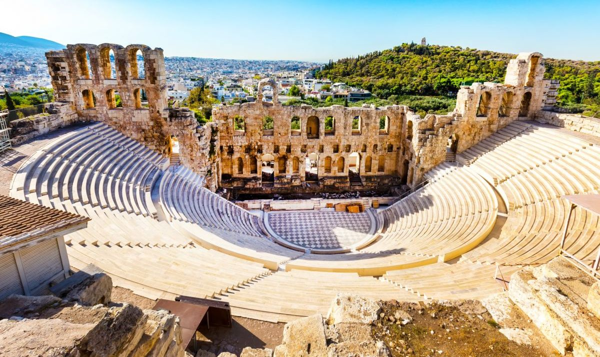 The Acropolis Amphitheater