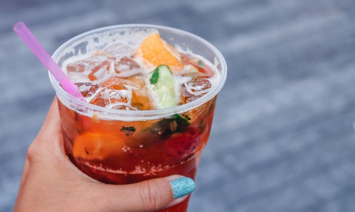 Pimm's Cup in the United Kingdom