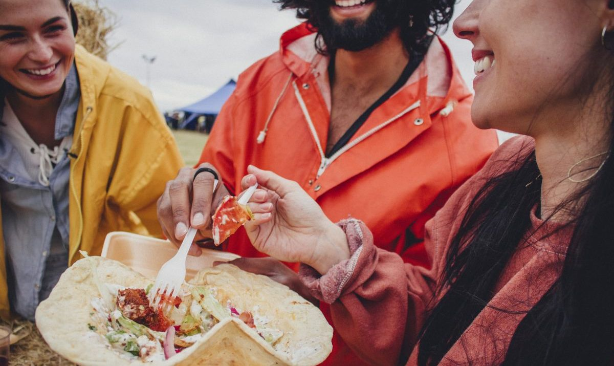 With planning and imagination, Burning Man can be a foodie experience.