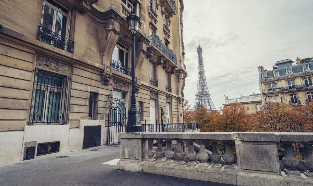 avenue camoens eiffel tower