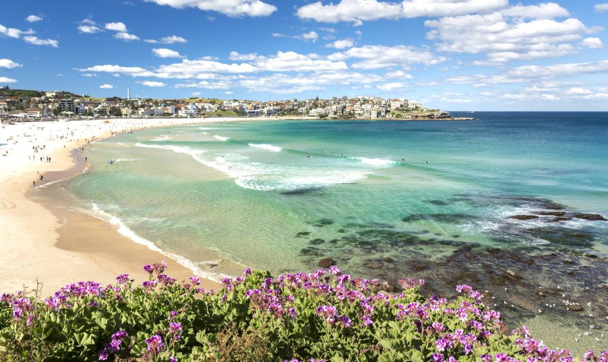 World-Famous Bondi Beach