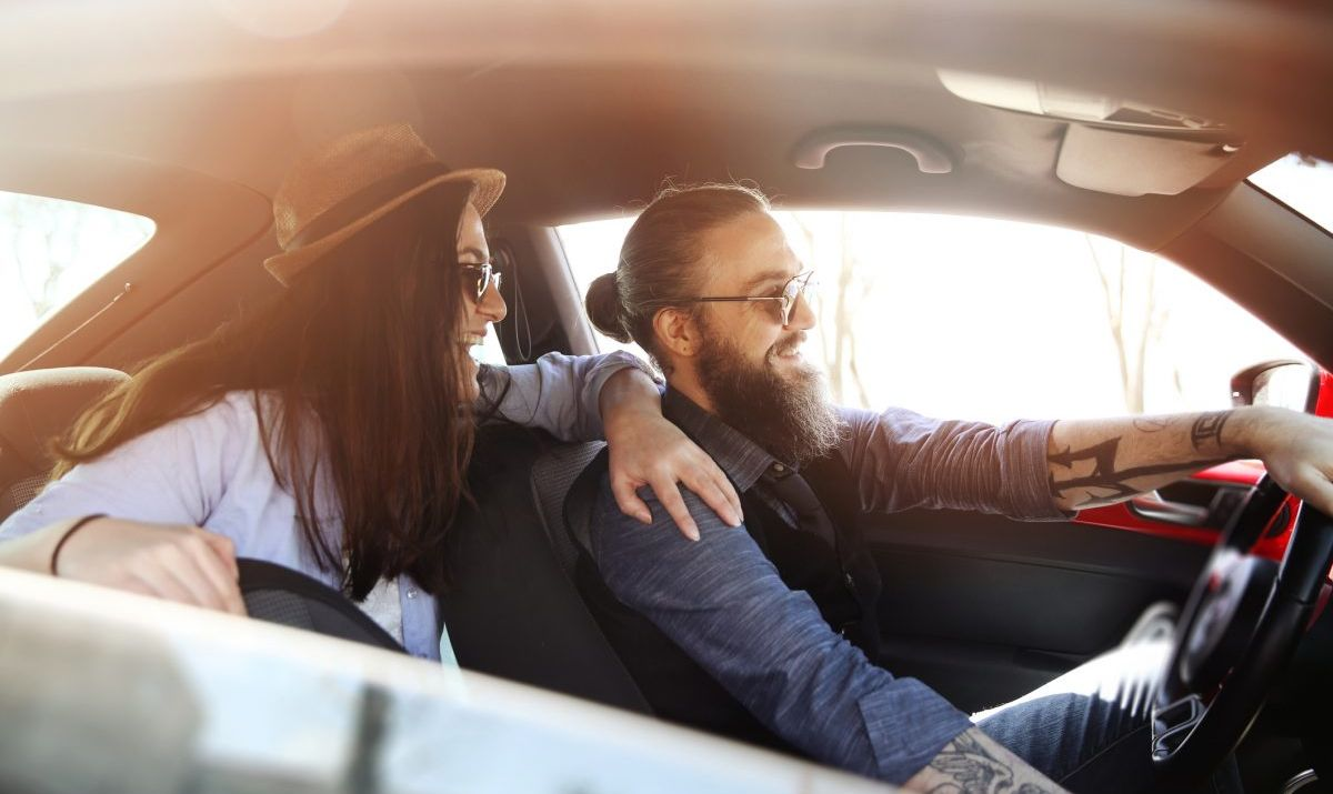 car rental discounts upgrade couple