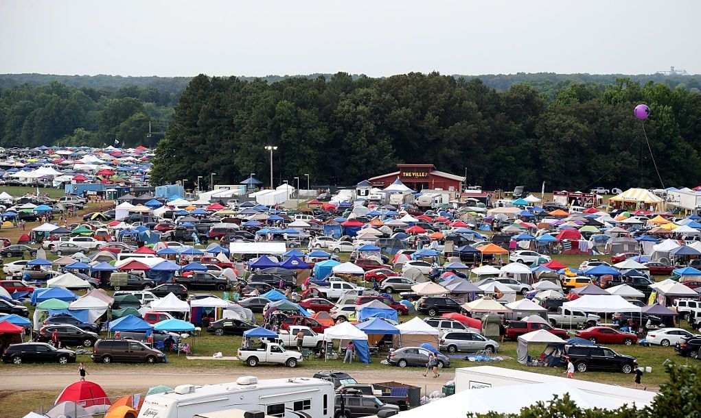 Bonnaroo overflowing with visitors on the final day