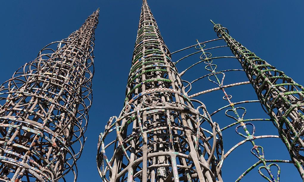The Watts Towers