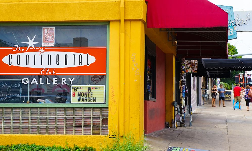SoCo is the latest Austin trendy neighbourhood with a vibrant stretch of hip boutiques, trendy lodging options and Austin-original eateries