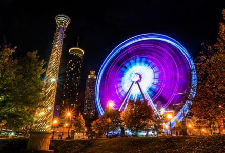 Find Excitement in Downtown Atlanta