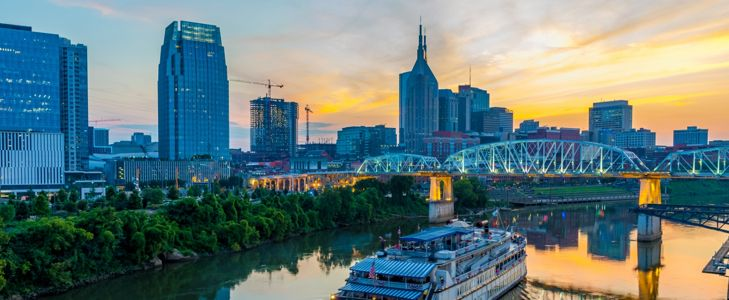 Grand Ole' Sights To See in Downtown Nashville