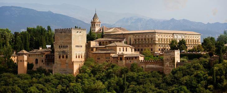Plan an Unforgettable Trip to the Palace City of Alhambra