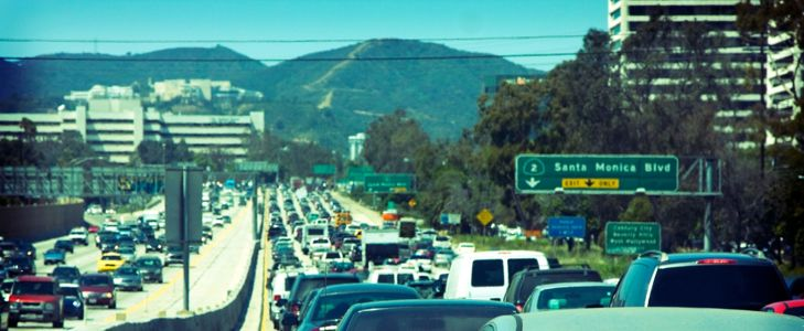 Know Before You Go: Worst Cities for Traffic