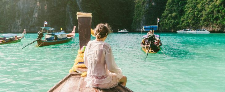 Find Paradise on These Islands in Thailand