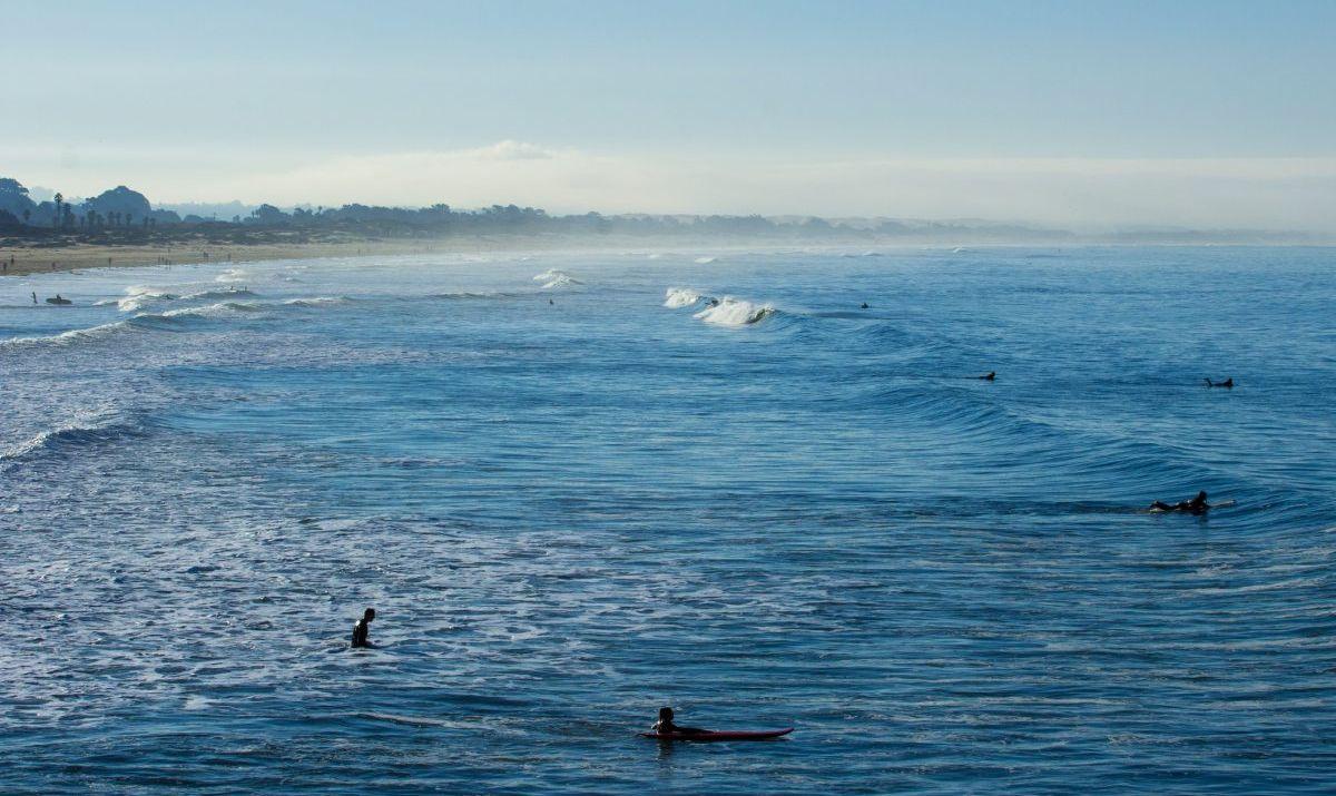 pismo beach kayak