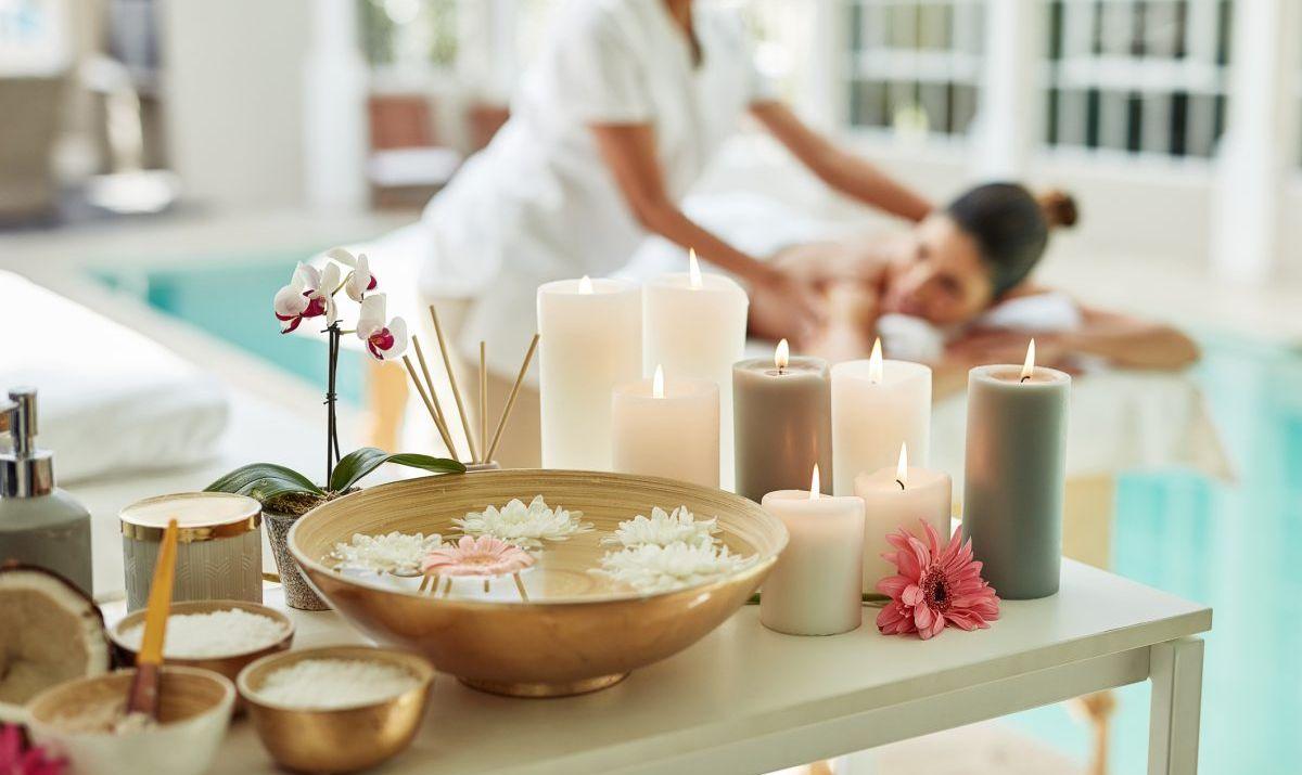 indulge spa massage