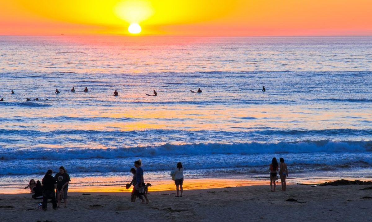 surfing paradise pismo beach