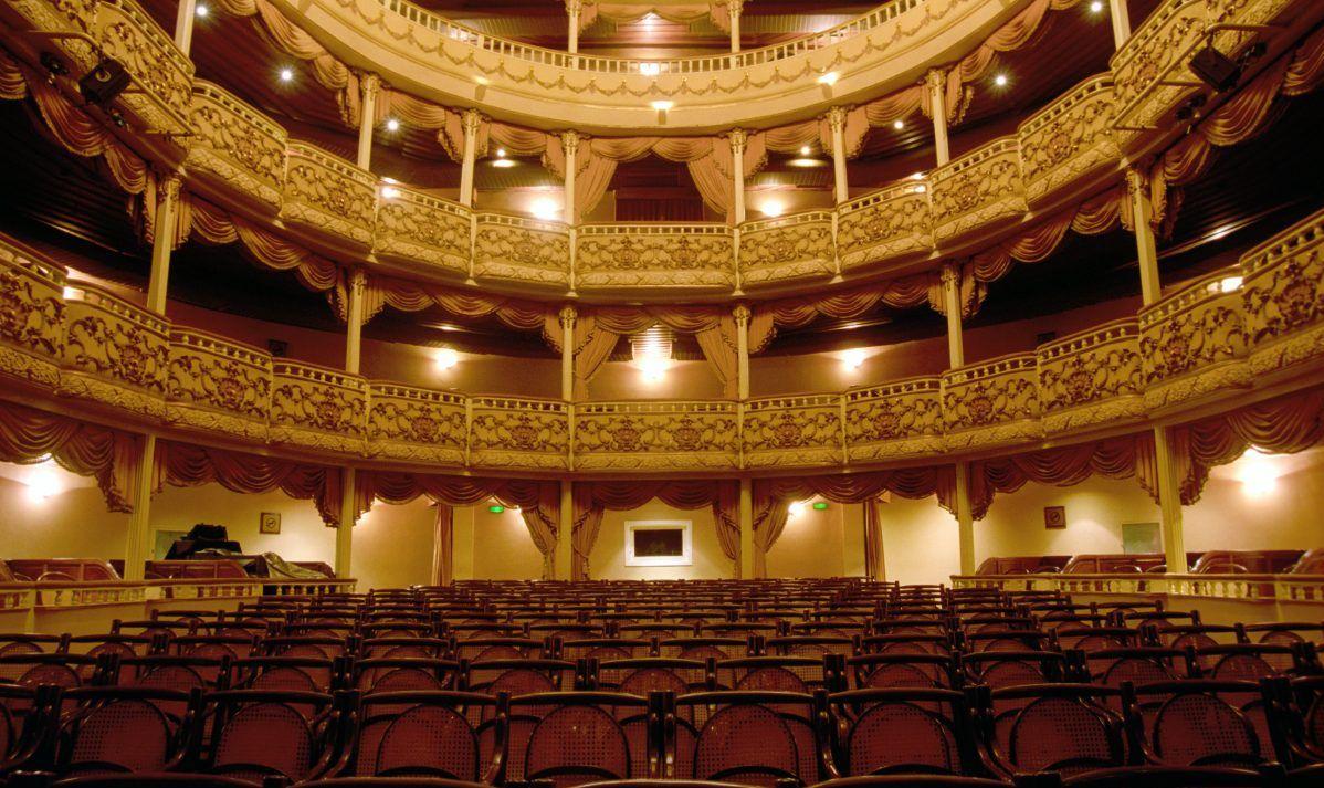 A classic opera house