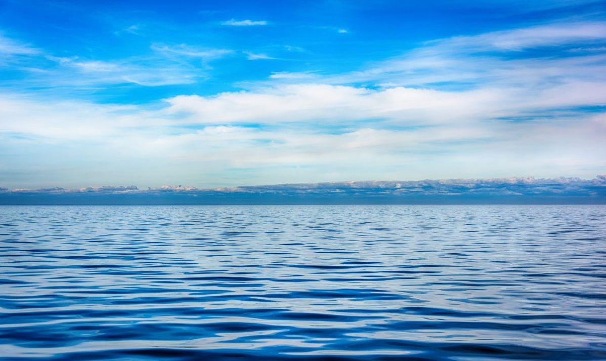 galveston bay peninsula sky