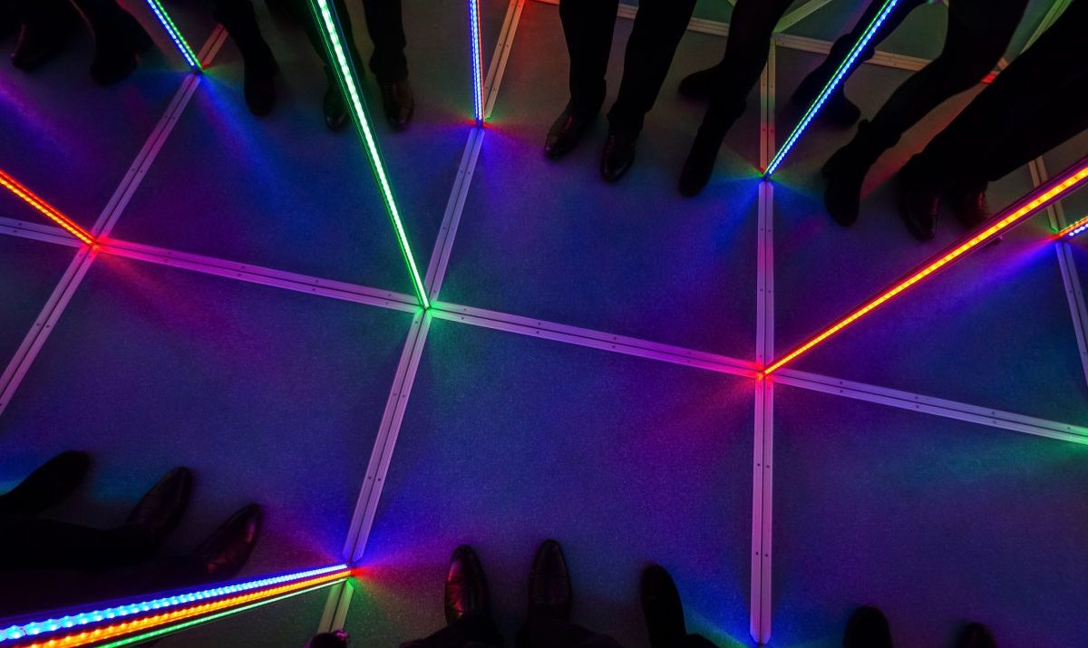 ripleys laser beams