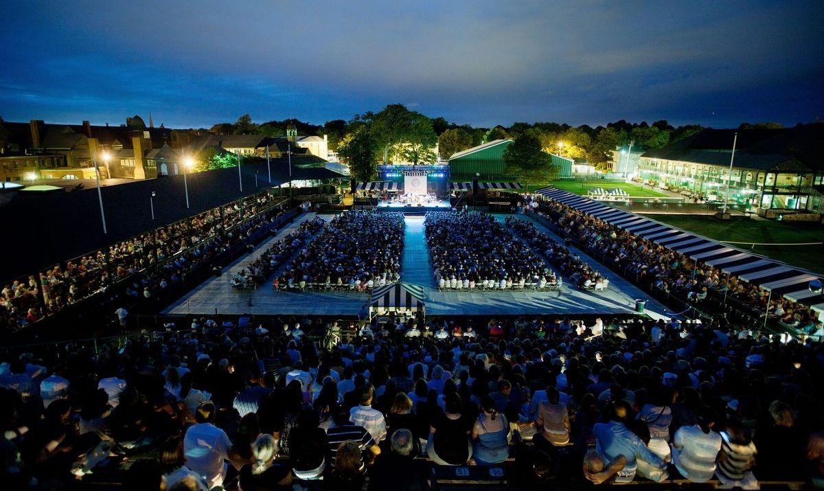 International Tennis Hall Fame Newport