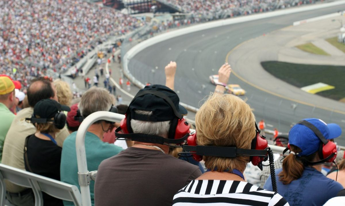 The Indianapolis Motor Speedway is one of the most famous racecourses in the world.