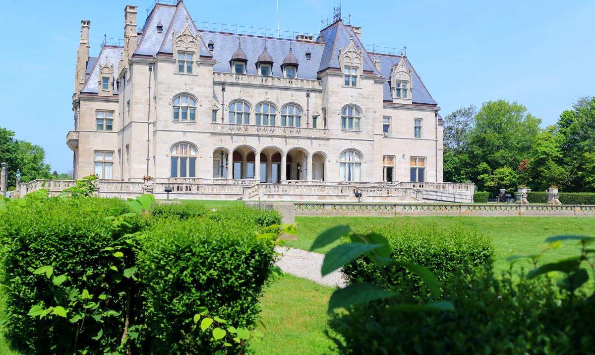Newport Rhode Island Mansions Tour