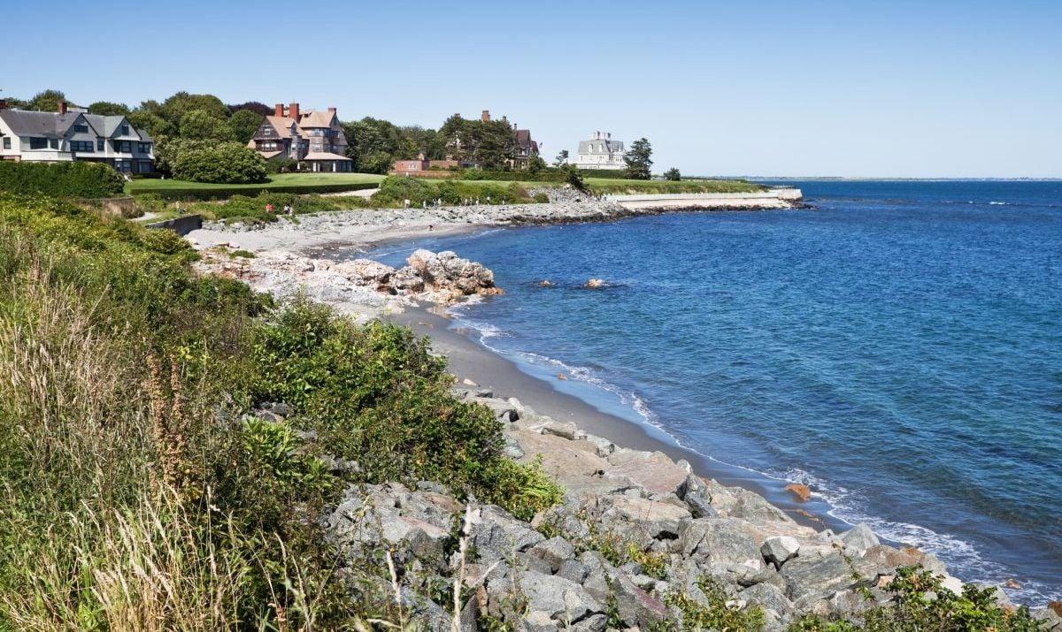 Newport Rhode Island Rosecliff Gatsby