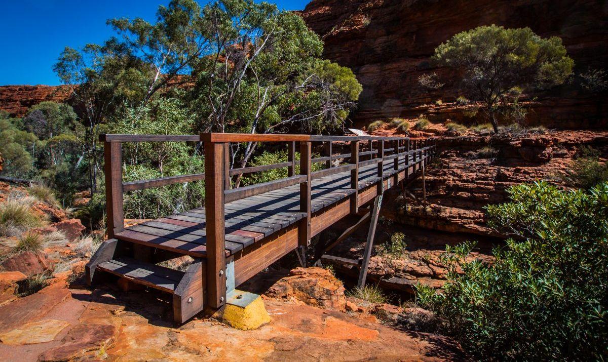 Australian Outback scenery