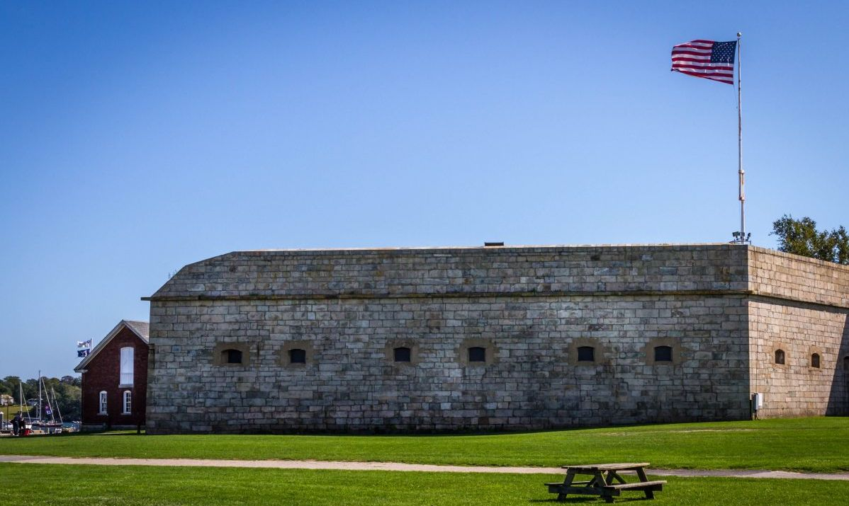 Fort Adams State Park Newport