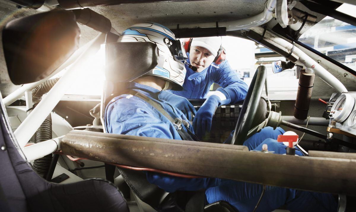 drivers motor speedway nascar