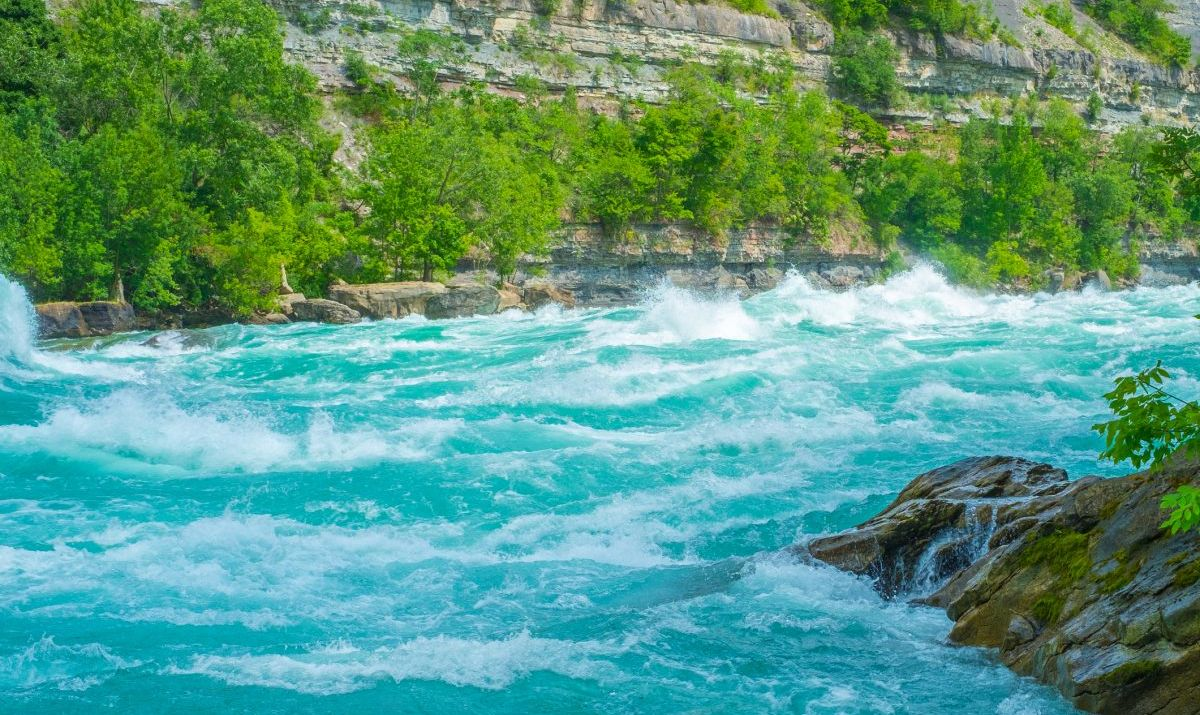 The Whirlpool Rapids