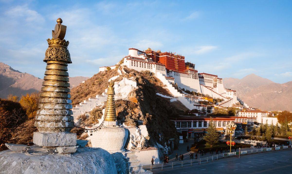 tibet pisces lhasa palace