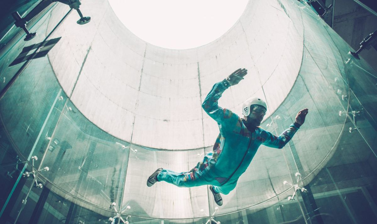 dallas indoor free fall