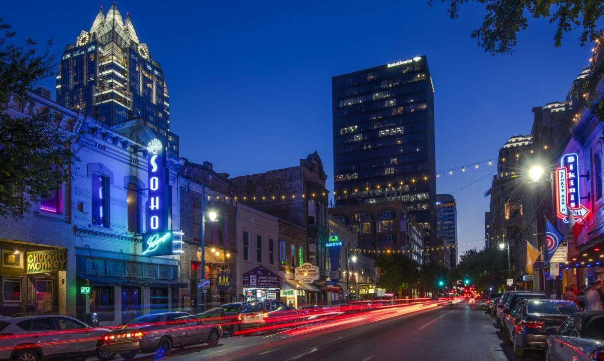 Austin's 6th Street
