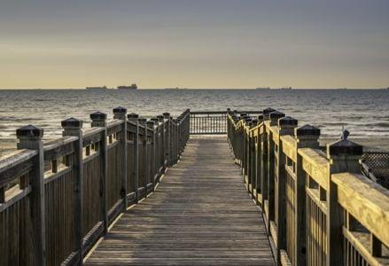 Discover The Beaches of Galveston, Texas