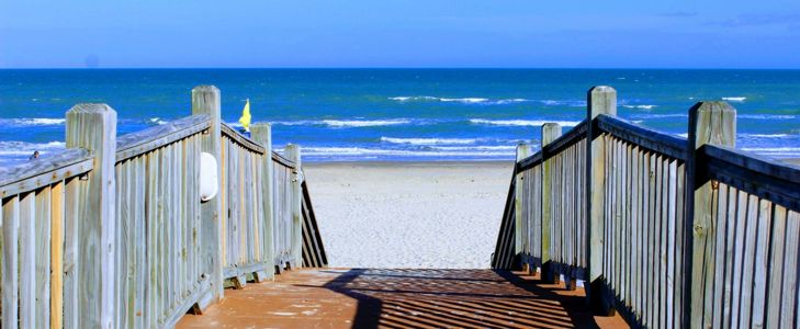 Texas will surprise you with its beautiful beaches