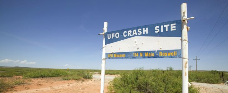 You don't have to be a believer to enjoy Roswell, New Mexico