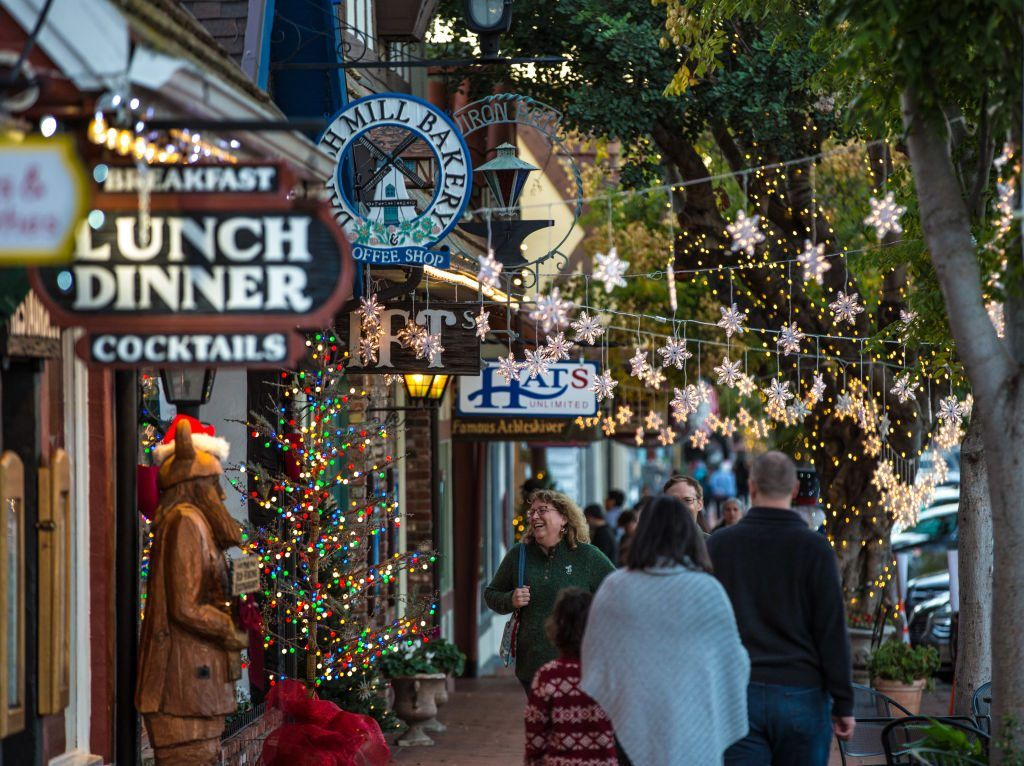 Solvang's Yule Fest is a celebration worth a weekend trip.